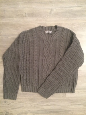 Пуловер трикотажный La Redoute р.40