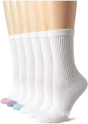 Носки Hanes, размер 34-38