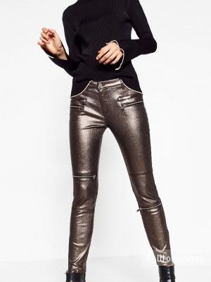 Джинсы Zara premium, размер 42 euro.
