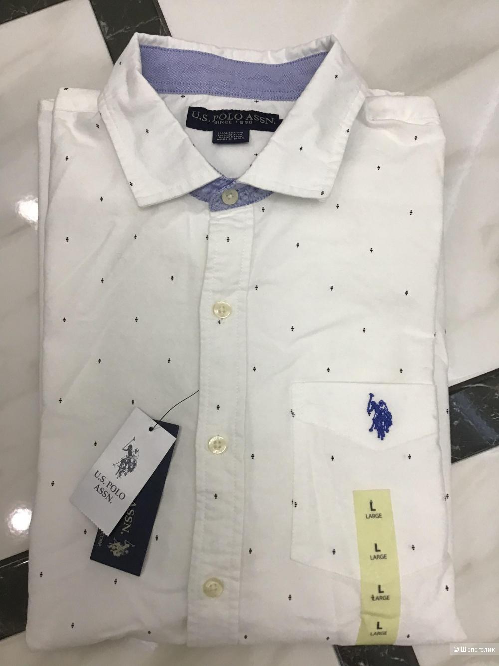 Рубашка Us Polo Assn р.50-52