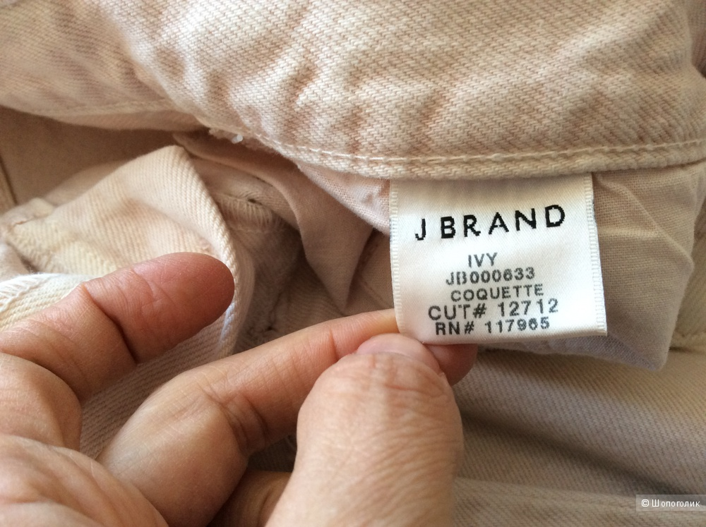 Джинсы J brand, 26
