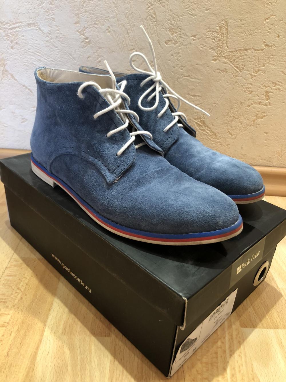 Ботинки PAOLO CONTE размер 38