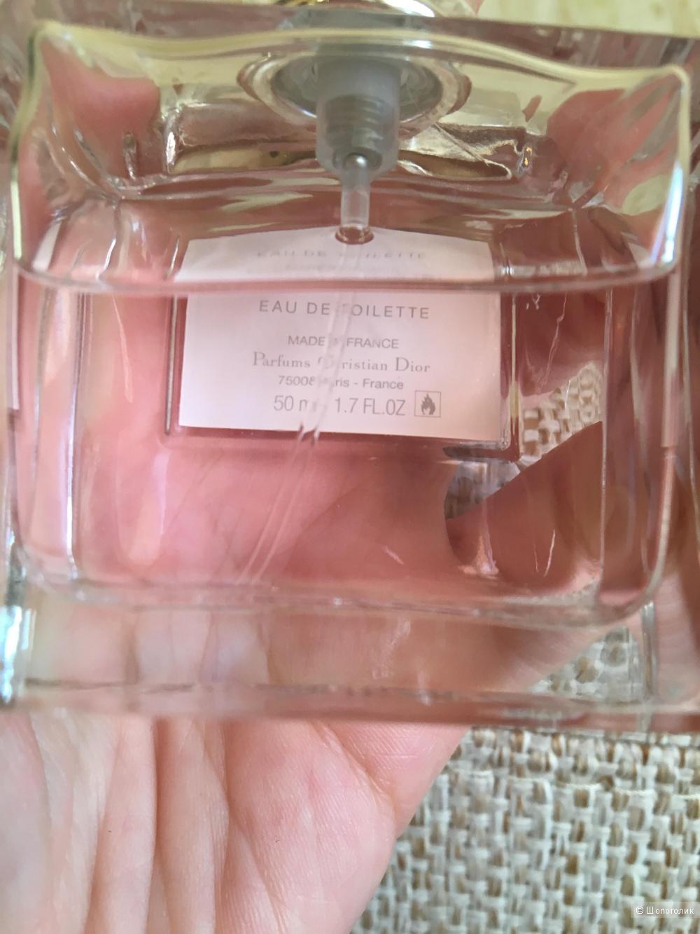 Туалетная вода Miss Dior Blooming Bouqet, 50 мл