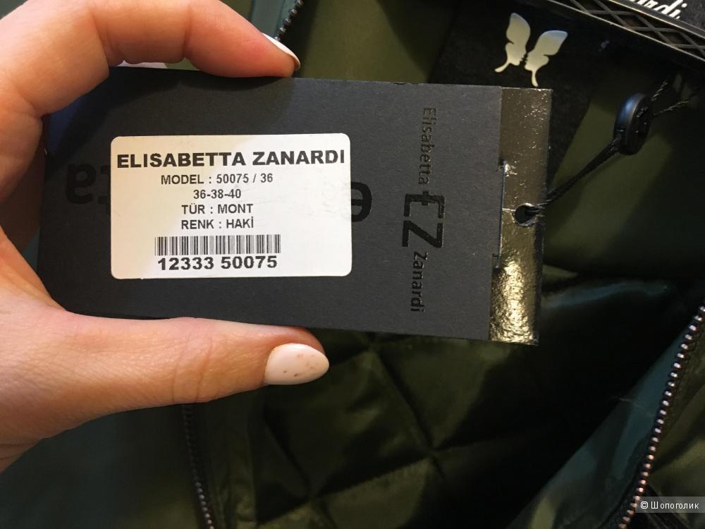 Тренч размер 36 евро ( 42 )