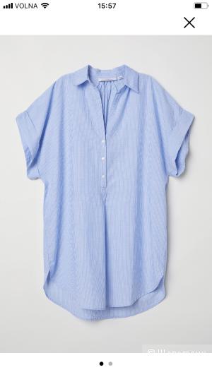 Рубашка - блузка HM 42-44