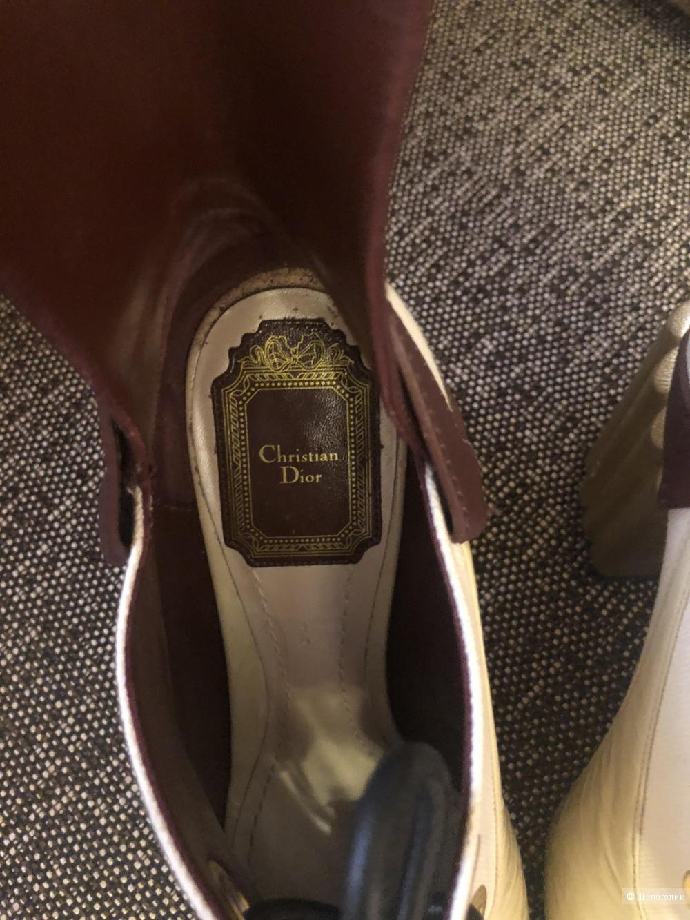 Ботильоны Dior. Размер 39.