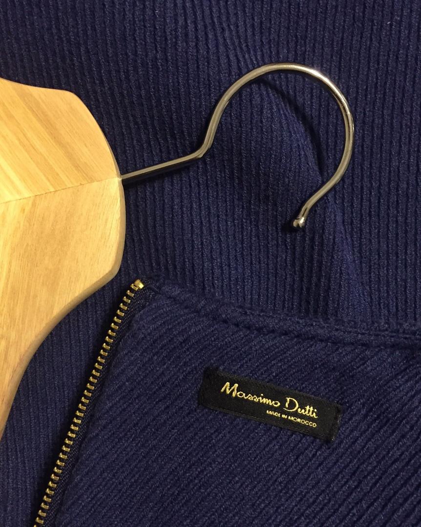 Шерстяное платье Massimo Dutti (EUR 42, RUS 48)