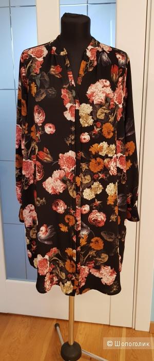 Платье Н&М р.42EUR (на 48-50-52)