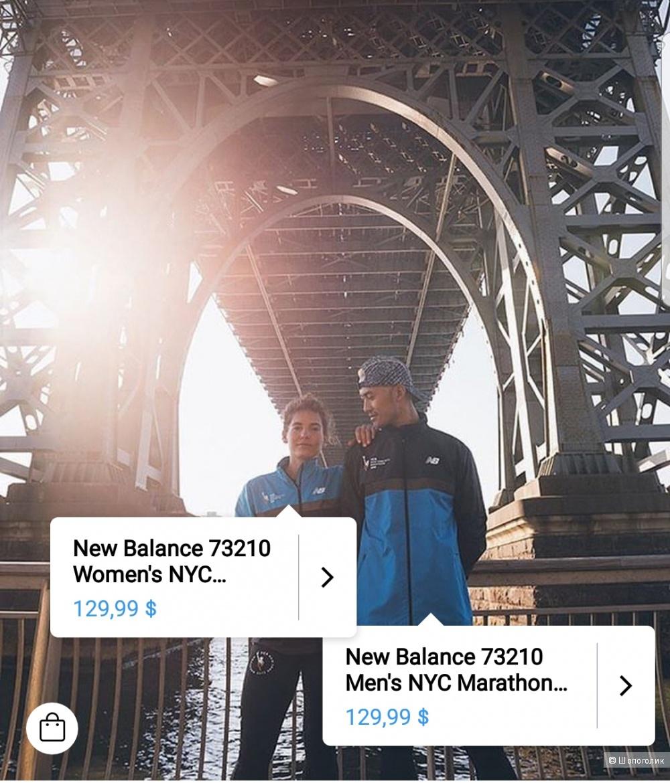 Ветровка New Balance. Размер XS