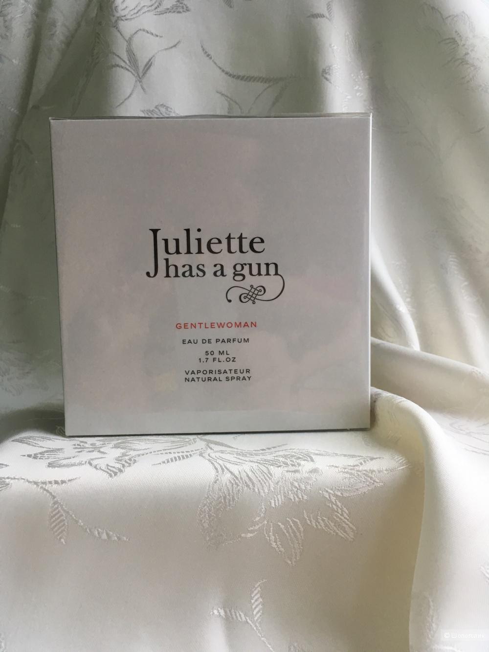 Парфюм Gentlewoman, Juliette has a gan, 50ml