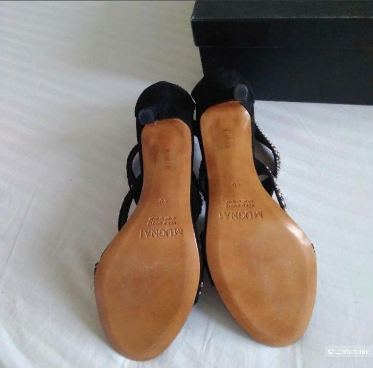 Туфли/босоножки mugnai 40