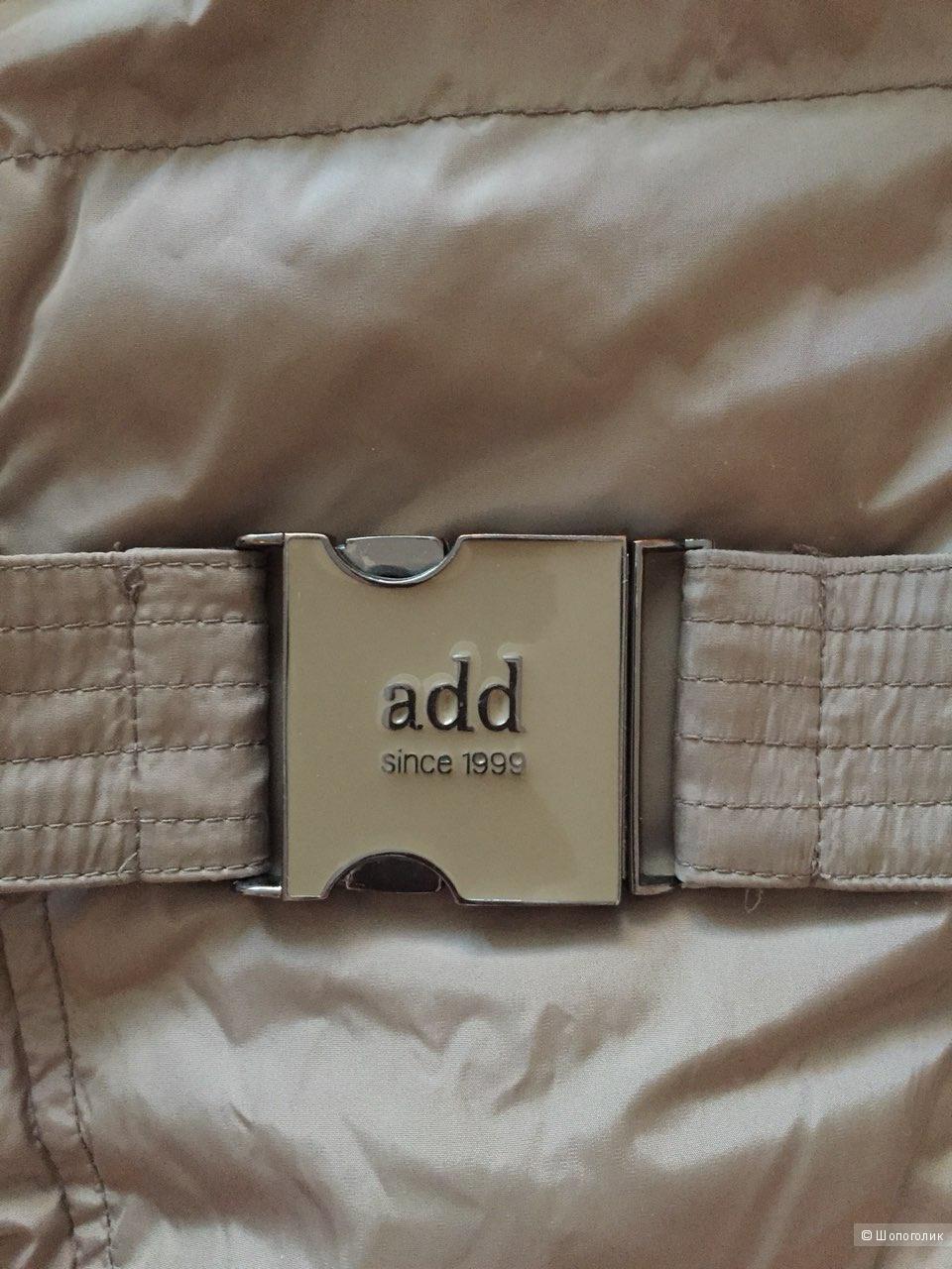 Пуховик ADD,  размер 42 It