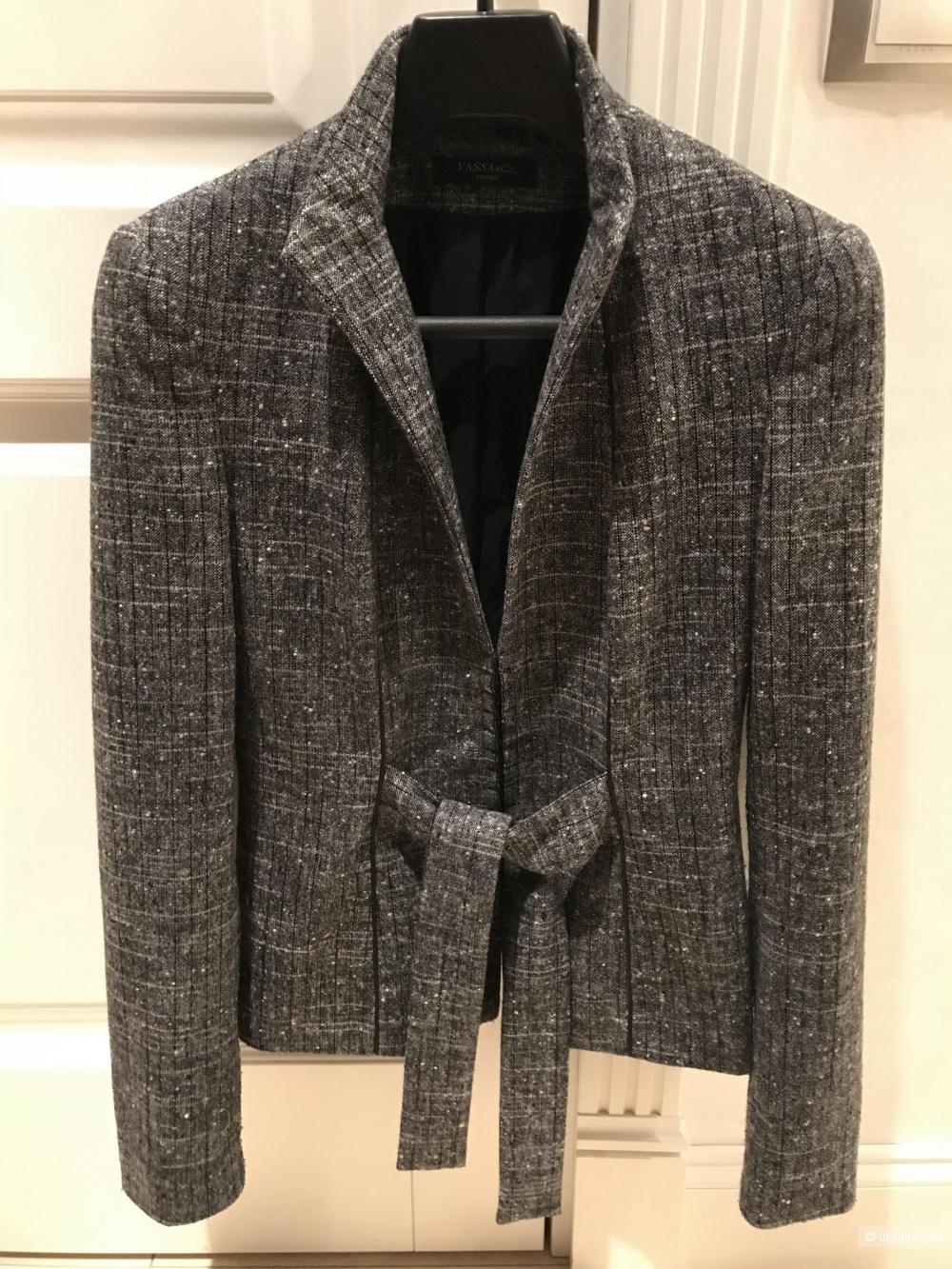 Жакет (пиджак) VASSA & Co размер 42 RUS