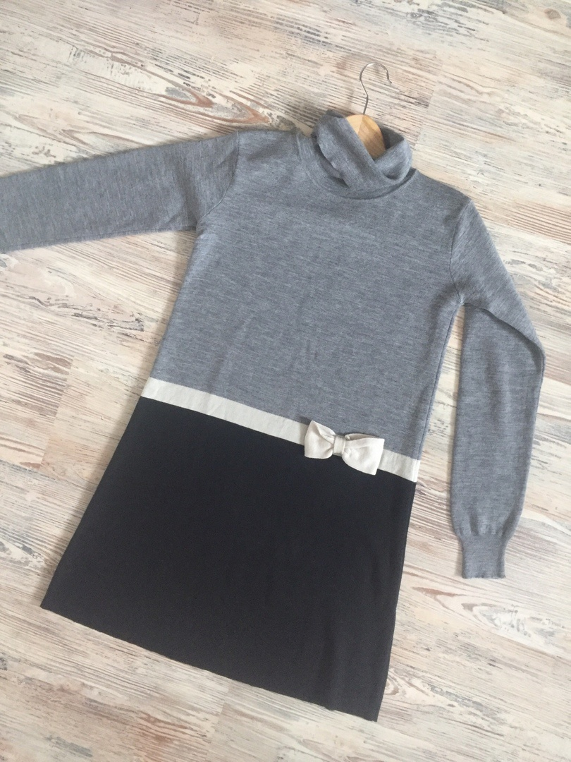 Шерстяное платье Twin-Set (XS/S)