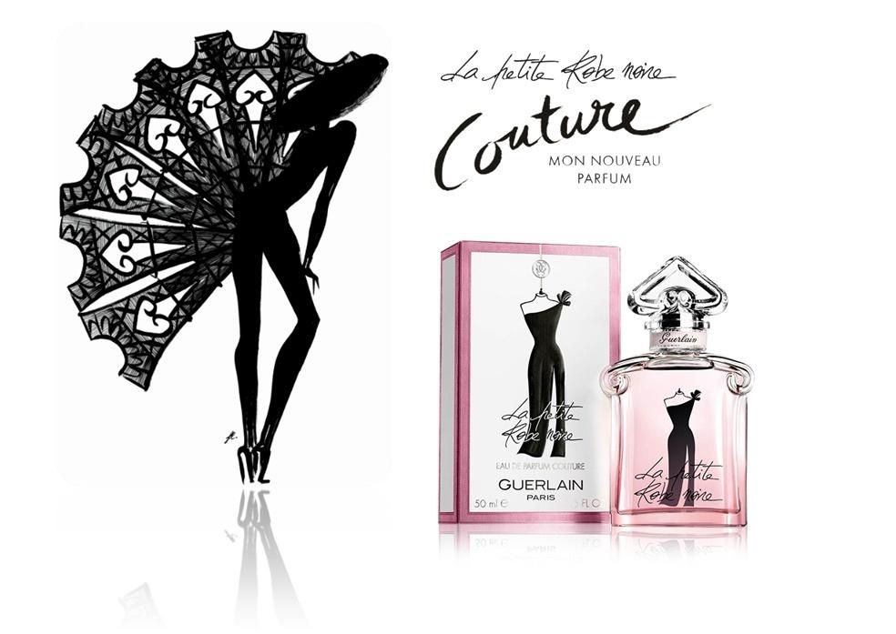 Парфюм La Petite Robe Noire Couture, Guerlain 100 мл.