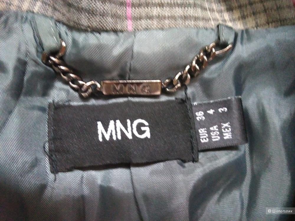 Пиджак mango размер 42