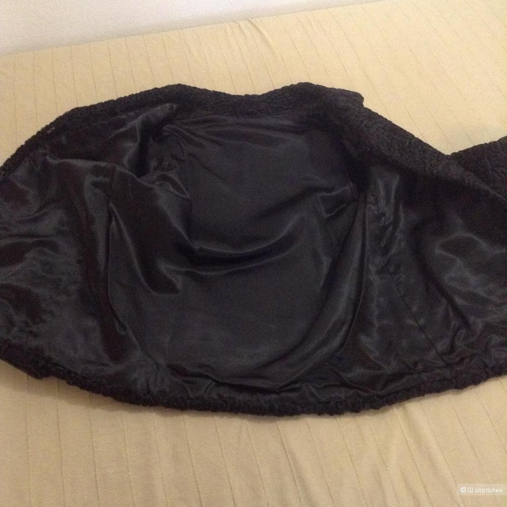 Каракулевый полушубок Echt Pelz, размер 48