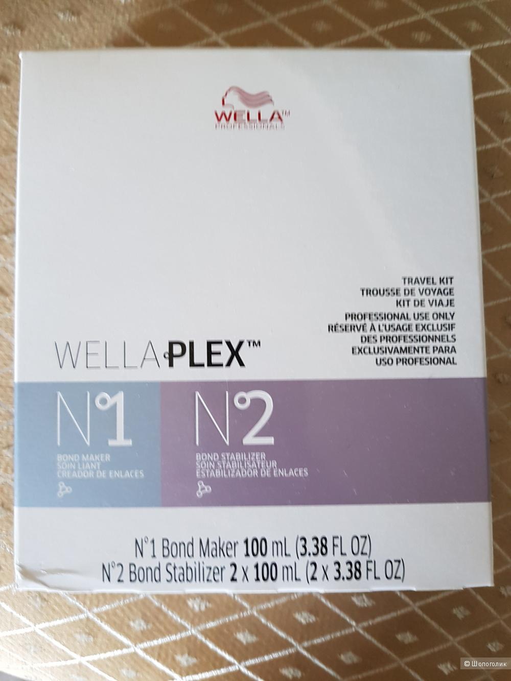 WellaPlex профессиональный набор для волос