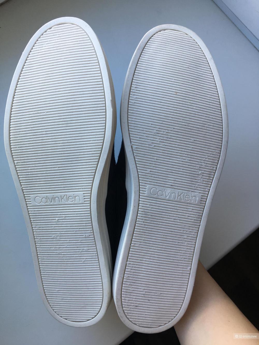 Слипоны Calvin Klein размер 40-41