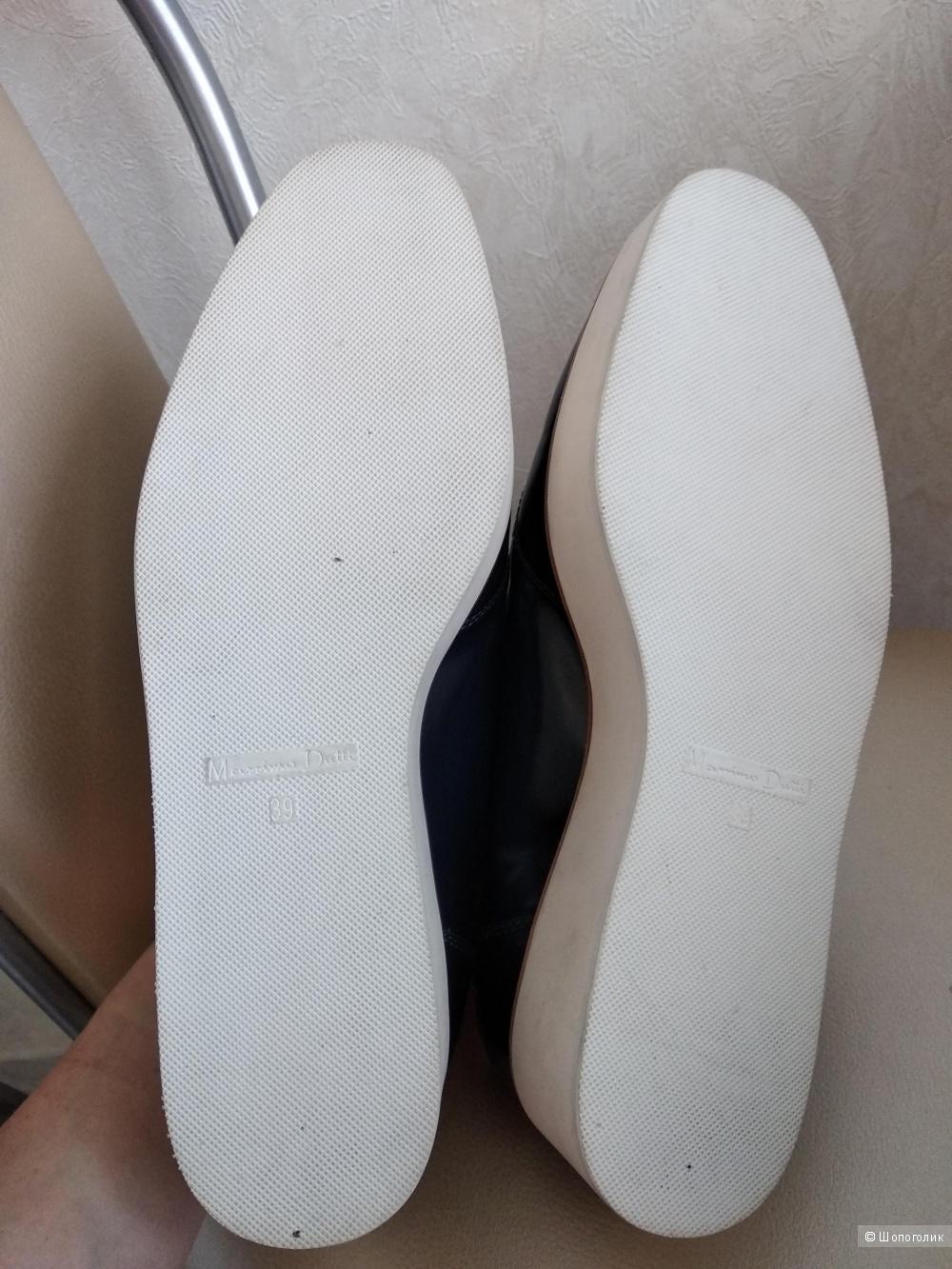 Полуботинки Massimo Dutti 39 размер