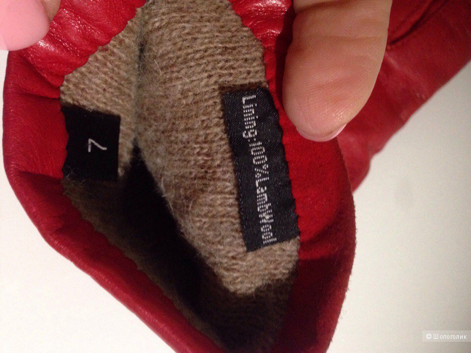 Перчатки samsonite, размер 7