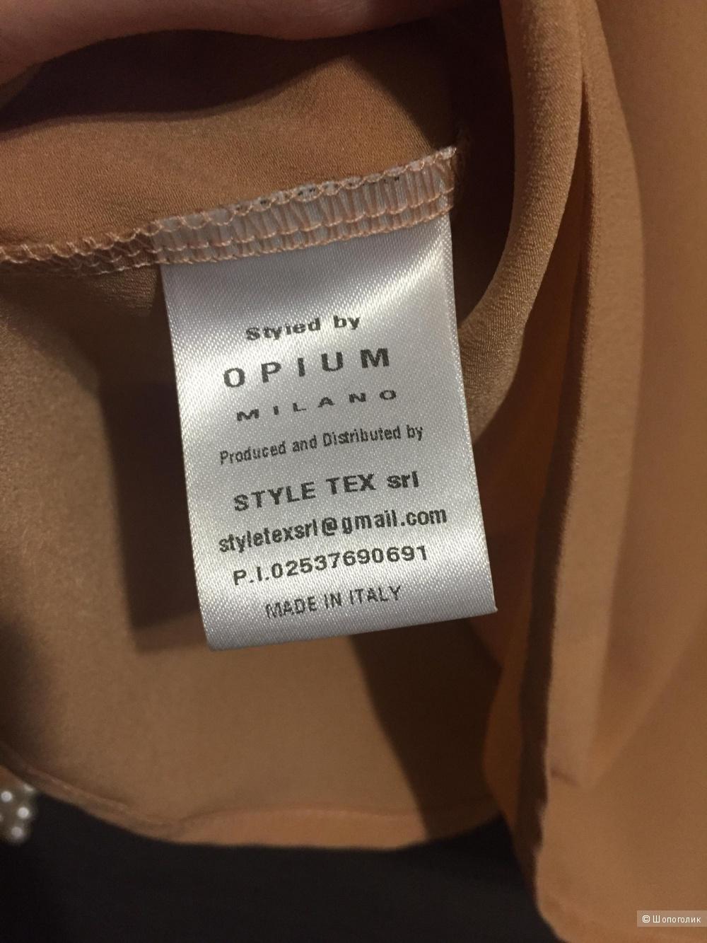 Блузка Opium Milano, размер S