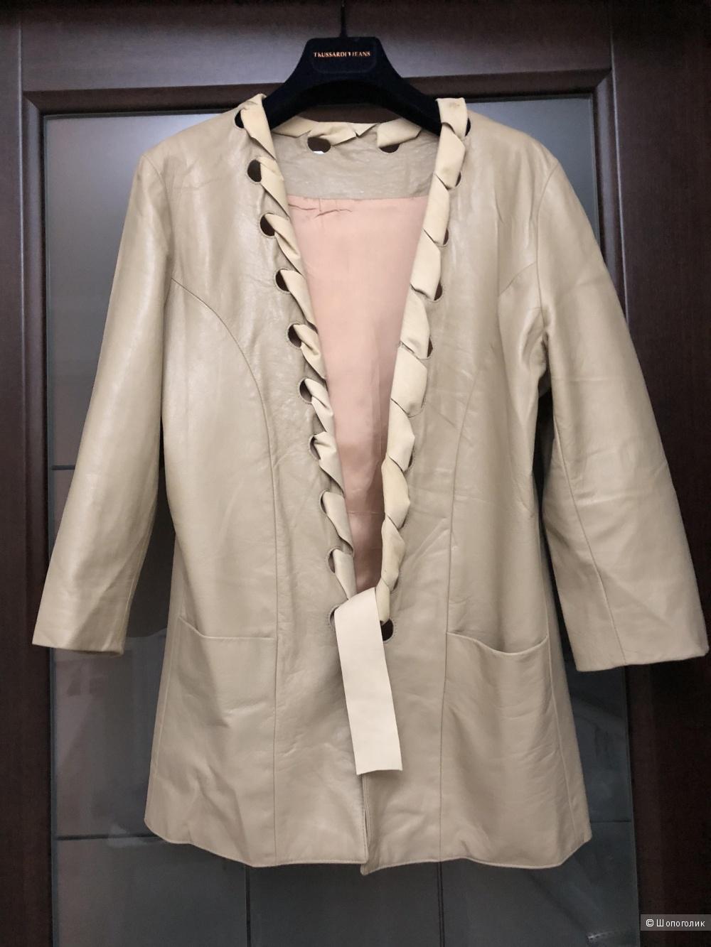 Куртка пиджак 38 Евр/44/46 рос.,