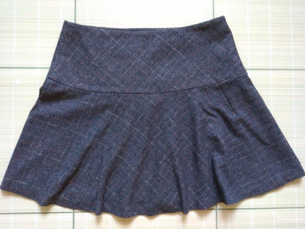 Сет юбка united of benetton и кардиган mango 42-44 размер