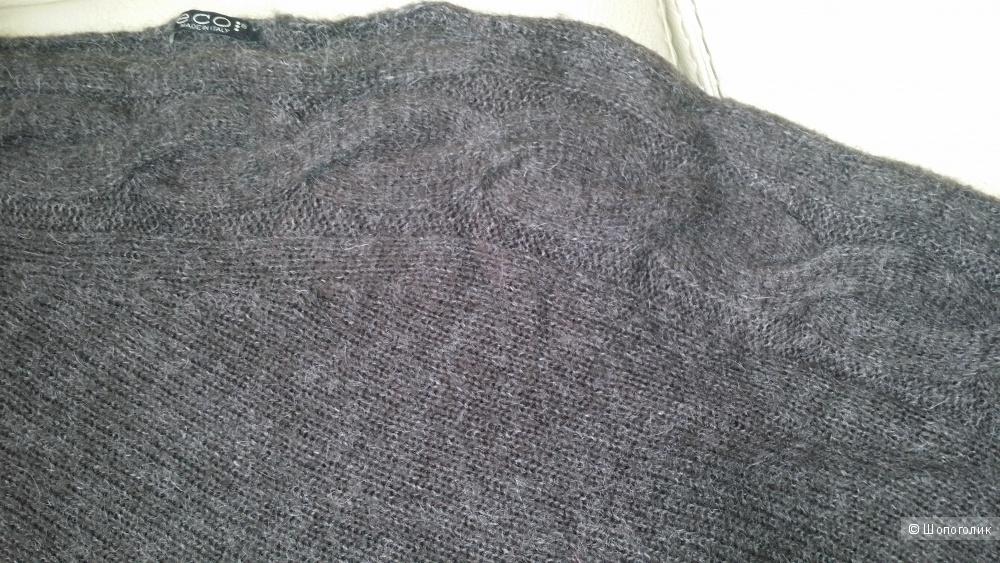 Джемпер коричневый Eco, one size