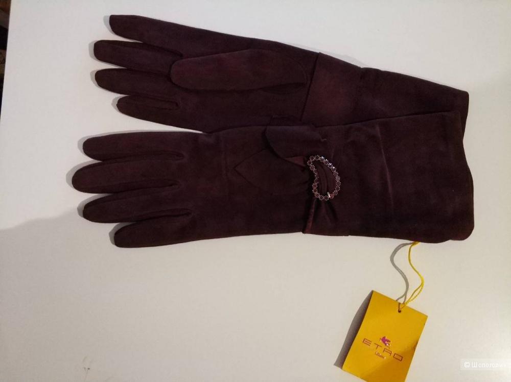 Перчатки Etro, размер 8