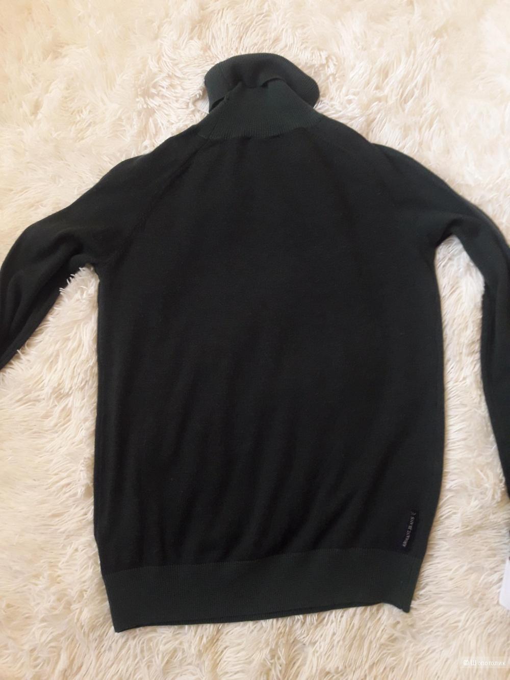 Джемпер Armani jeans, размер 42-44