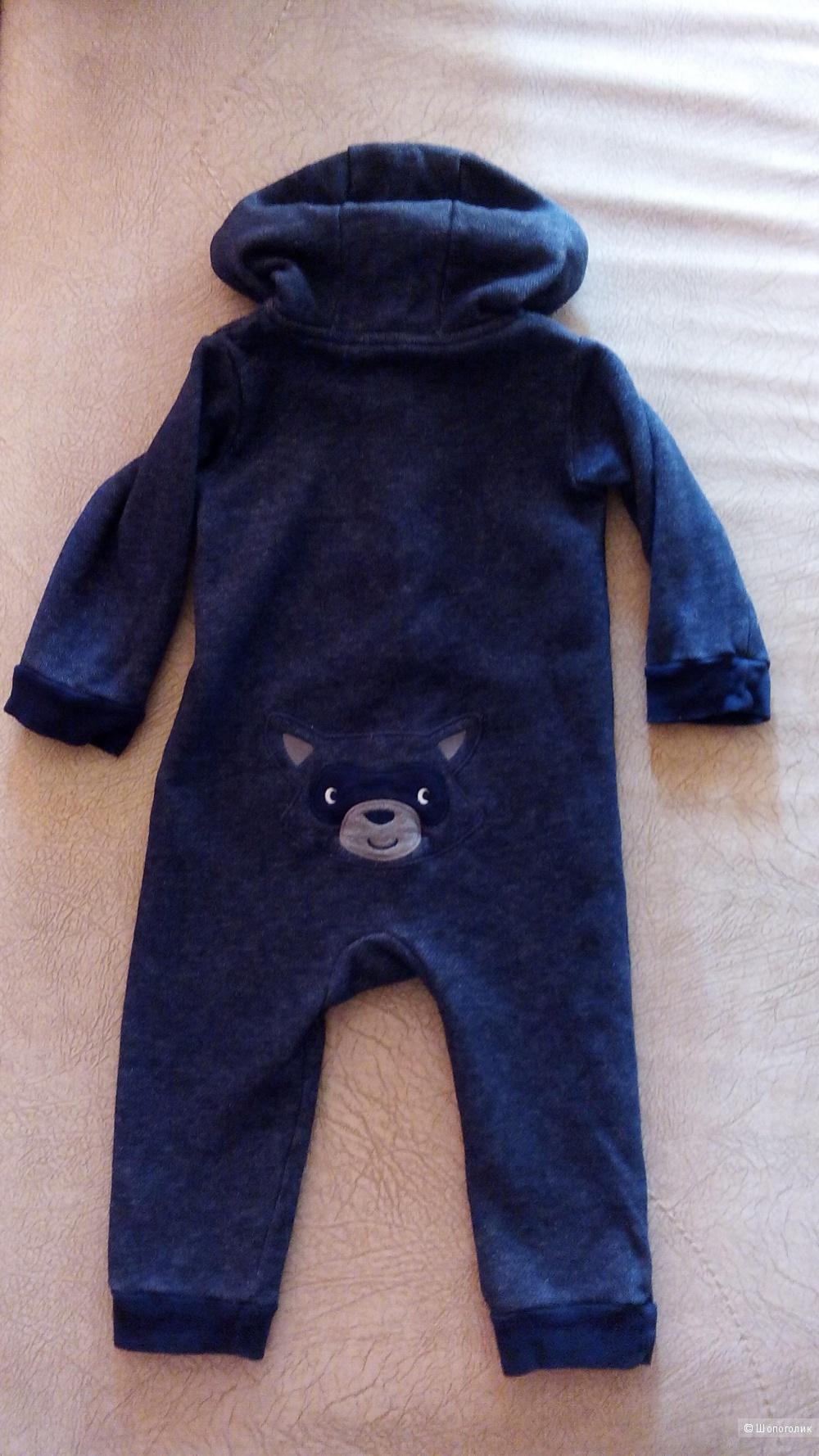Комбинезон х\б Carter's размер 18 месяцев