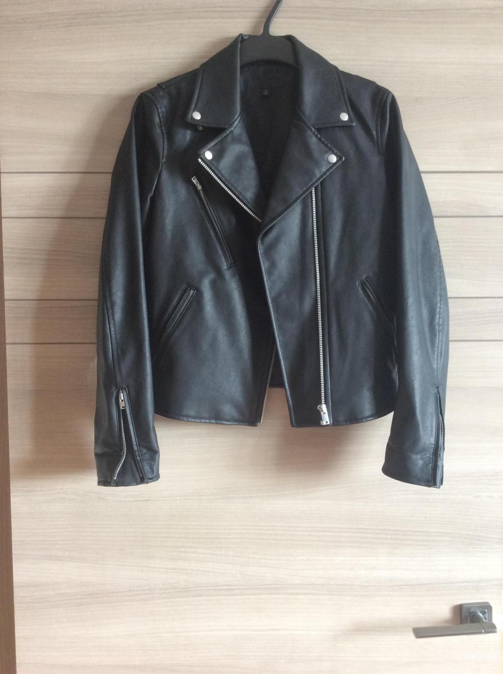 Куртка-косуха UNIQLO р-р xs