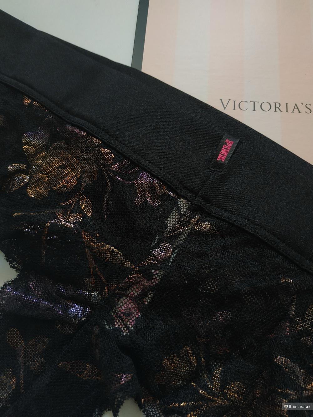 Трусики Pink от Victoria's Secret, размер S