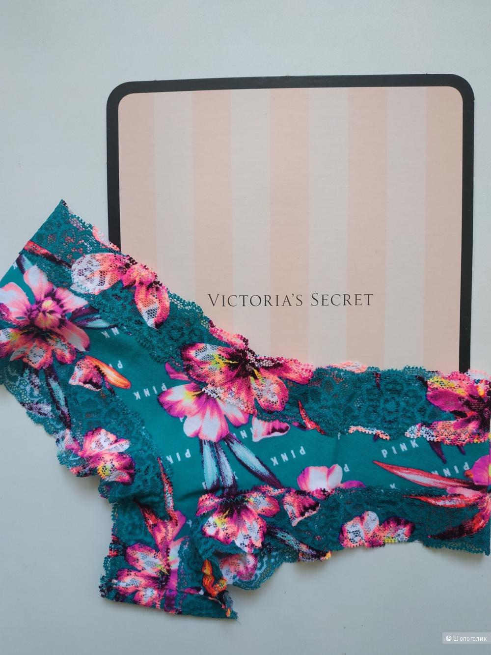 Трусики Pink от Victoria's Secret, размер XS