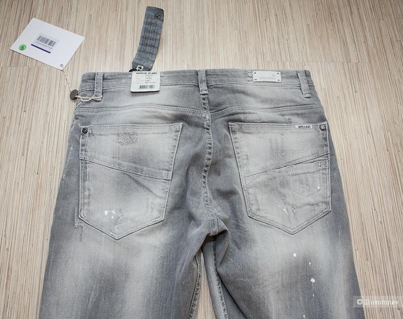 Нескучные бойфренды Garcia jeans 44-46 размера