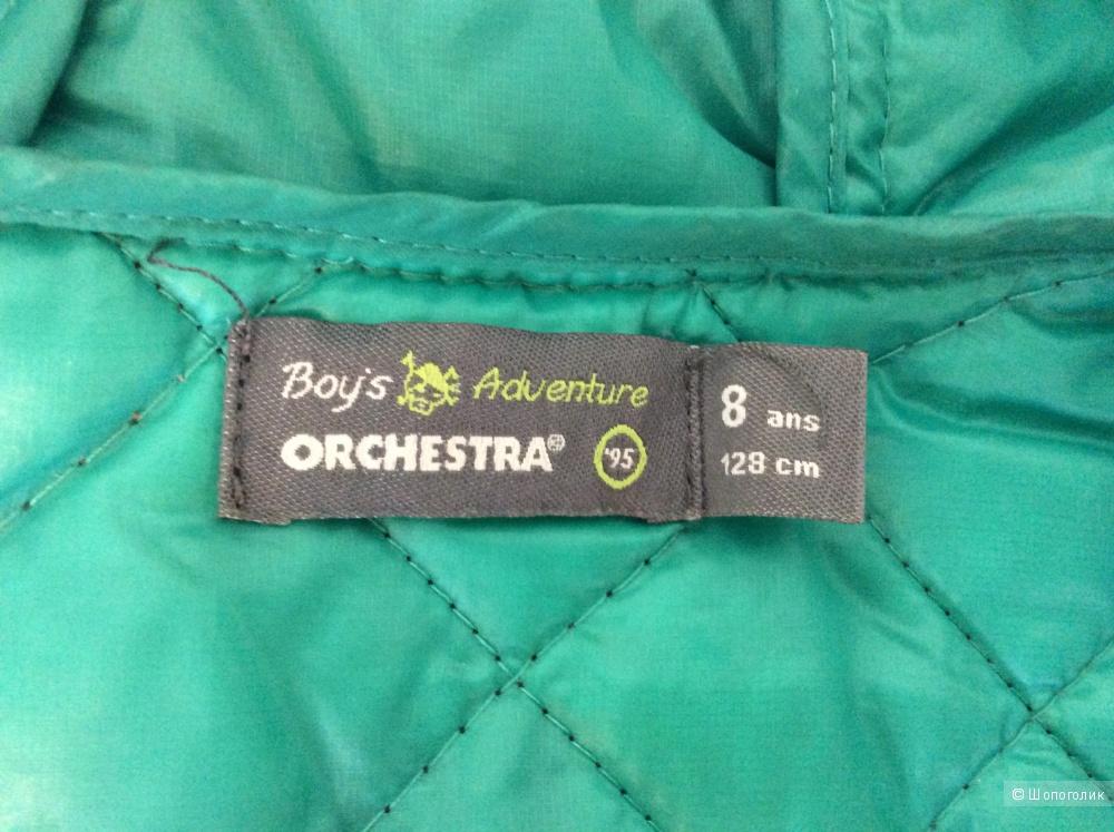 Легкий пуховик Orchestra р.8 (128)