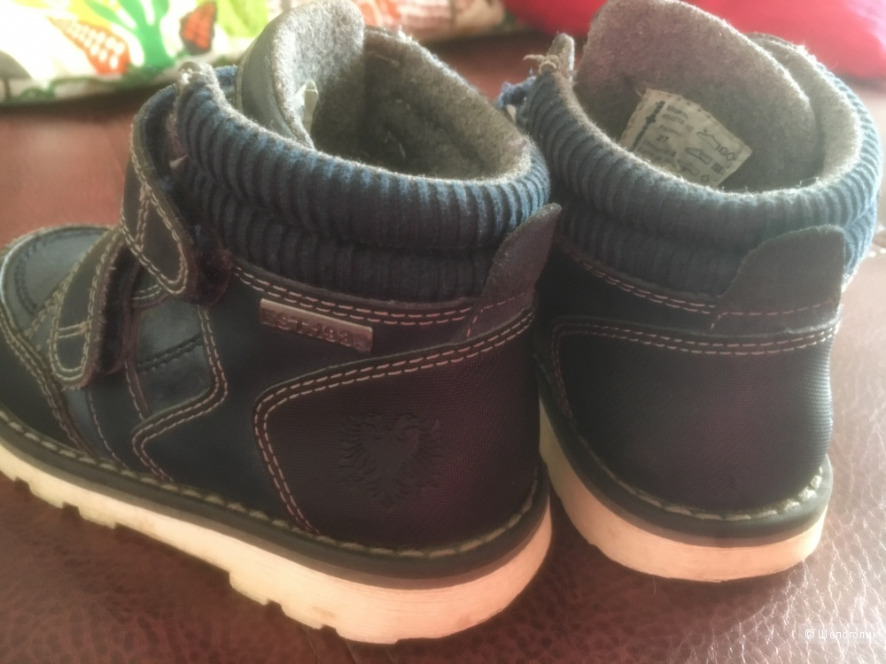 Ботинки Котофей 27 размера