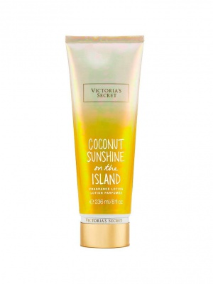 Лосьон для тела Coconut Sunshine On The Island от Victoria's Secret (кокос и сандаловое дерево)