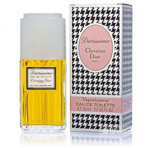 EDT Diorissimo Christian Dior Vintage 40-45/50 мл