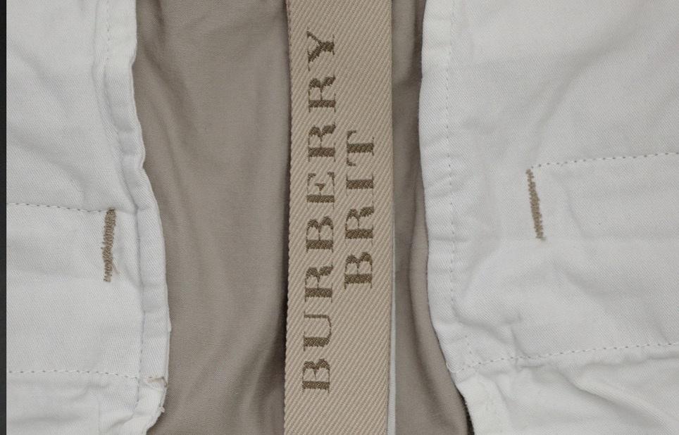 Брюки-чиносы, Burberry, 36-38