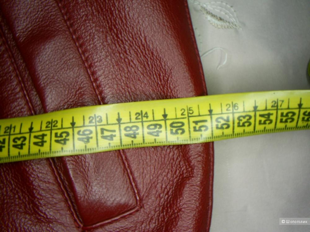 Куртка Milan Leather р 10 евр. на 44 русс.