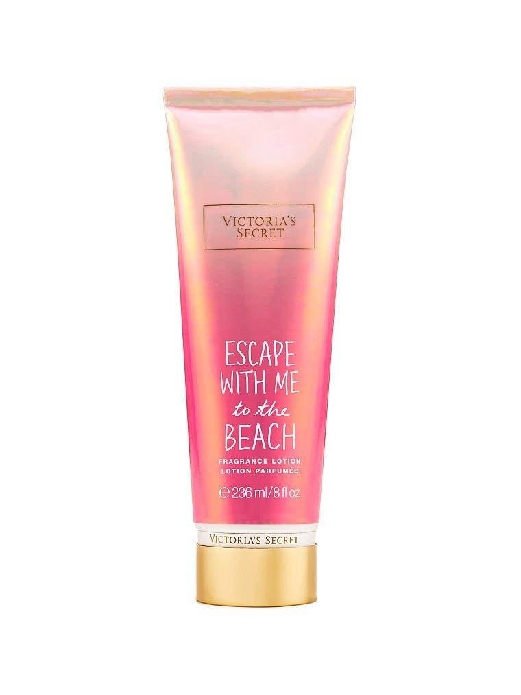 Парфюмированный лосьон для тела Summer Vacation Escape With Me to the Beach Fragrance Lotion (Ванильная орхидея и тропические цветы)