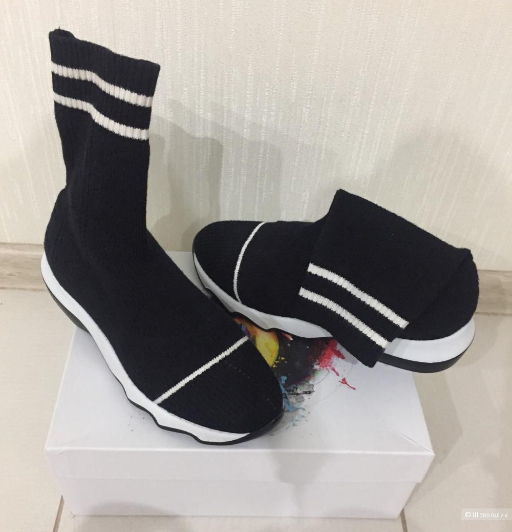 Кроссовки-носки L'Estrosa, размер 37,5