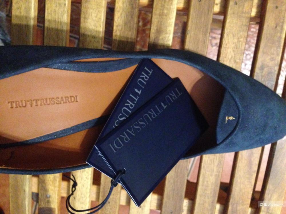 Туфли 38,5 - 39 размер Trussardi