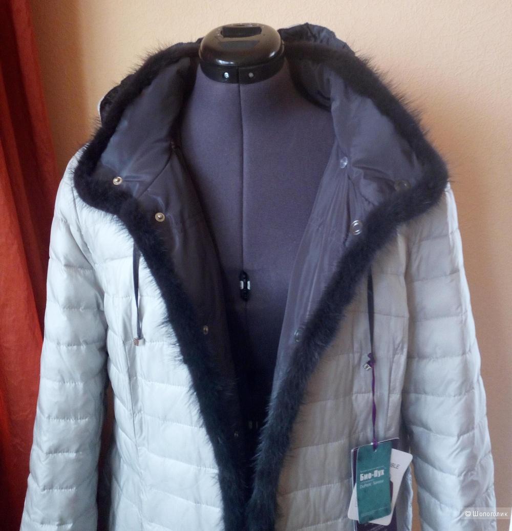 Двухстороннее пальто Vetranet, размер 50-52.