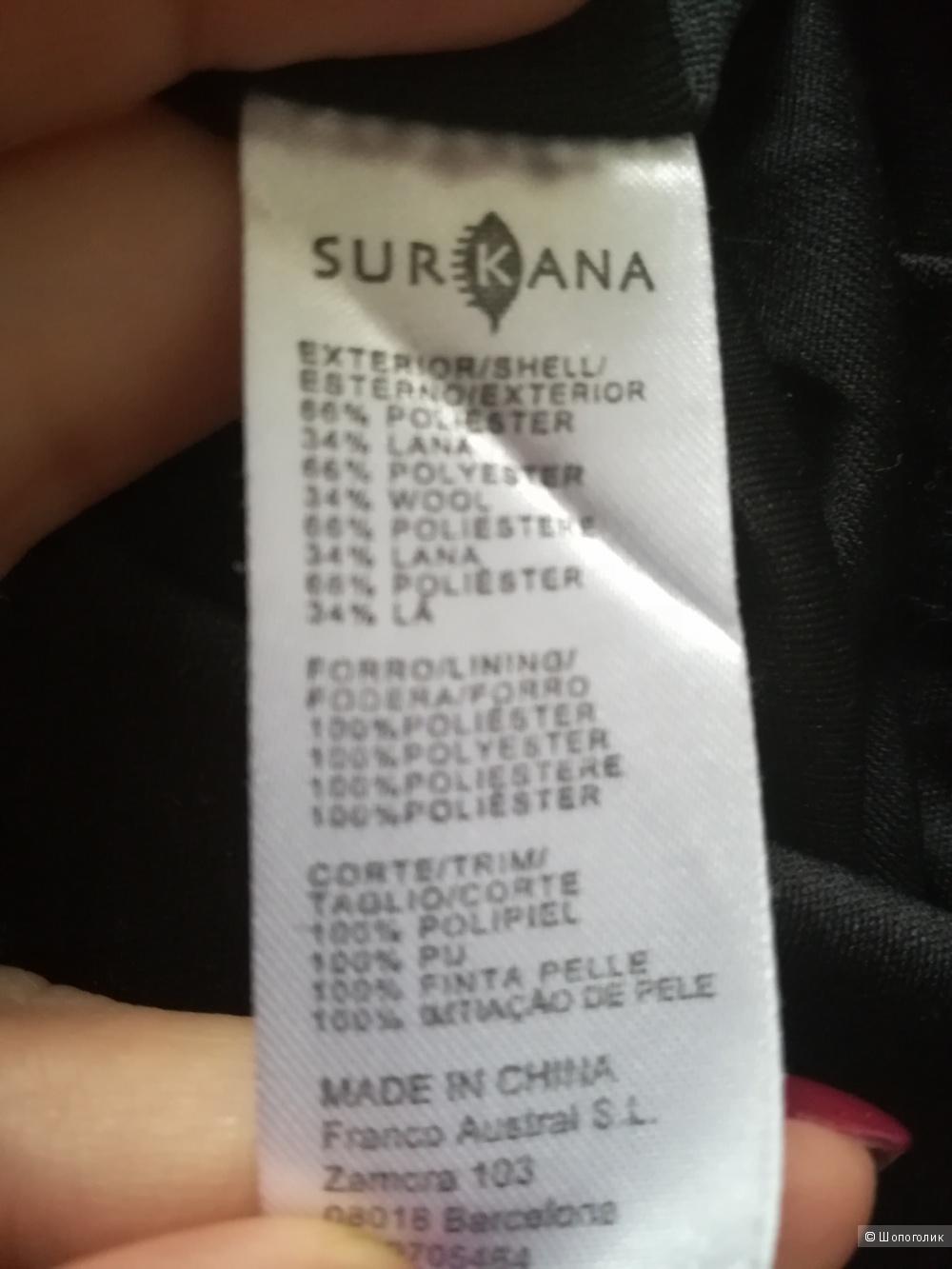 Платье surkana,размер M