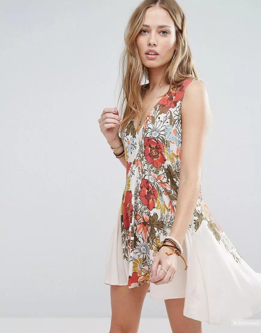 Платье Free People, размер S