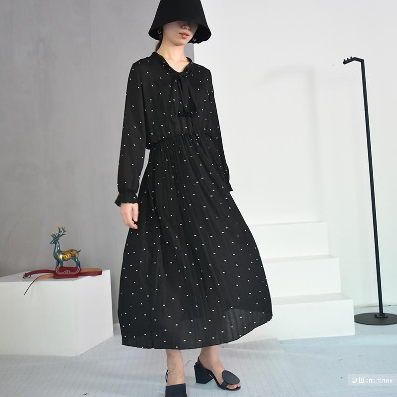 Платье EAM, размер 3XL (48-50rus)