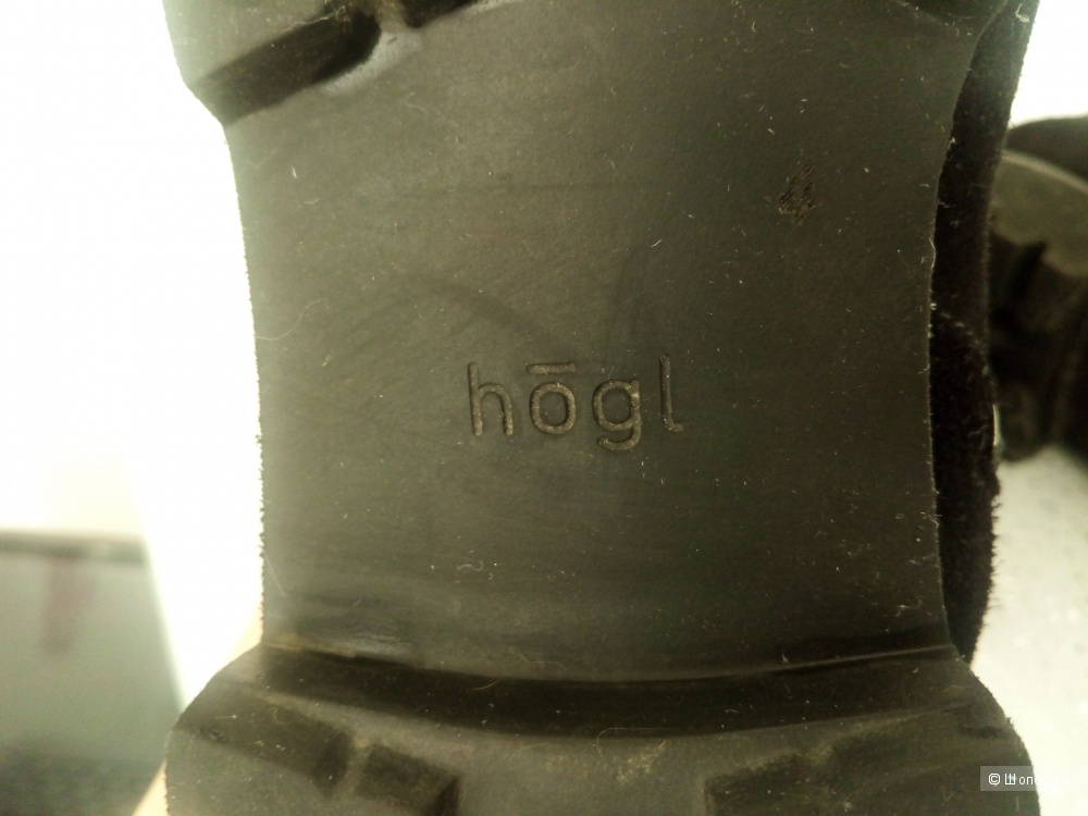 Полусапоги HOGL, размер 37